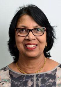 Dr. Gina de Alwis